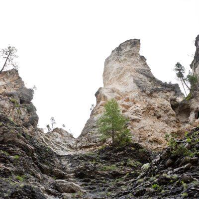 Auf dem Grund der drei Felszinnen – Igls Taufs bei Surava – 3. Juli 2007