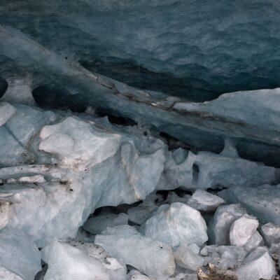 Eisige Bodenlosigkeit – Langgletscher – 8. Juli 2019