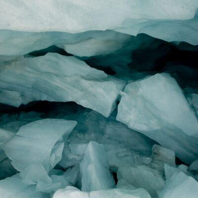 Eisquader-Wirrwarr – Silvrettagletscher – 16. September 2019