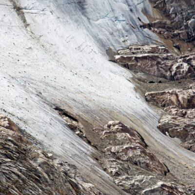 Das Ende der Eisherrschaft – Diavolezza – 14. August 2018