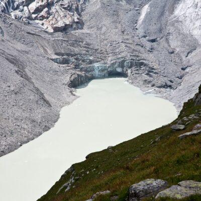 Eisgefülltes Talende – Roseggletscher – 20. Juli 2007