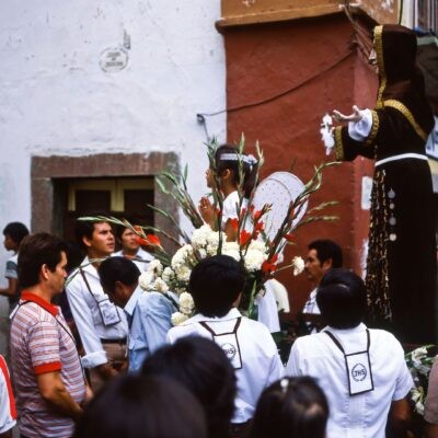 Intensiv gelebter Glaube – Mexiko, Guanajuato – Juni 1985