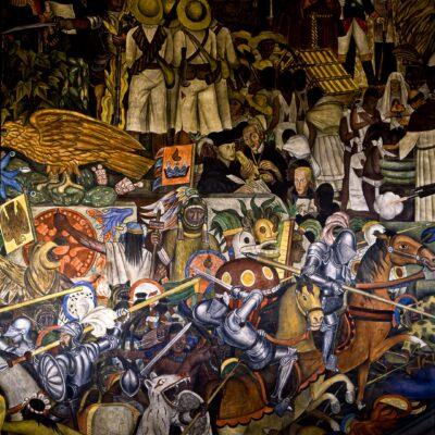 Die Geschichte von Mexiko, erster Ausschnitt – Mexiko, Mexikostadt – Juni 1985