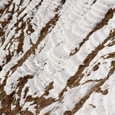 Parallele Felsfurchen - Rosenböden, Churfirsten - 14. Oktober 2007