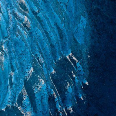 Eisiges Blau - Morteratschgletscher - 22. Dezember 2016