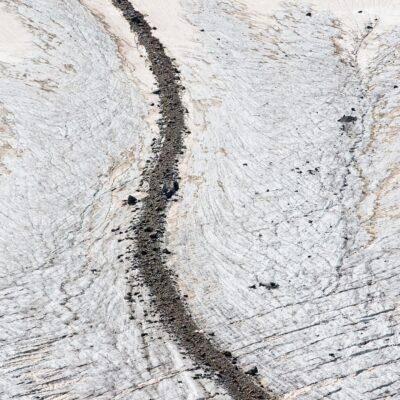 Abstieg zum Persgletscher – Persgletscher – 29. Juli 2019